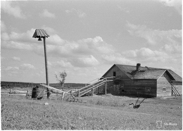 Latvajärven kylää