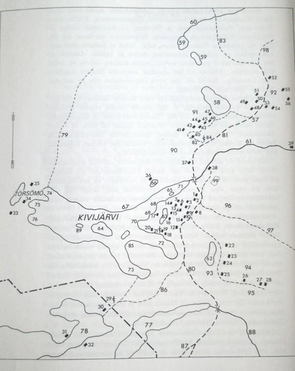 Kivijärven_Kartta_Vuoristo